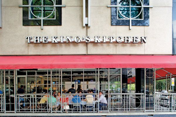 These Four Restaurants Across The South Feed More Than Just Appetites. The Kingu0027s  Kitchen Charlotte Design Ideas