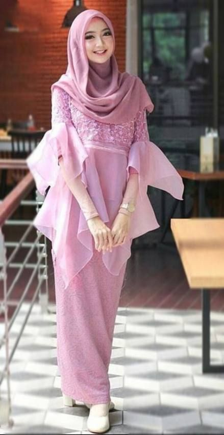 Super Style Hijab Kondangan Casual Ideas Style Gaya Busana