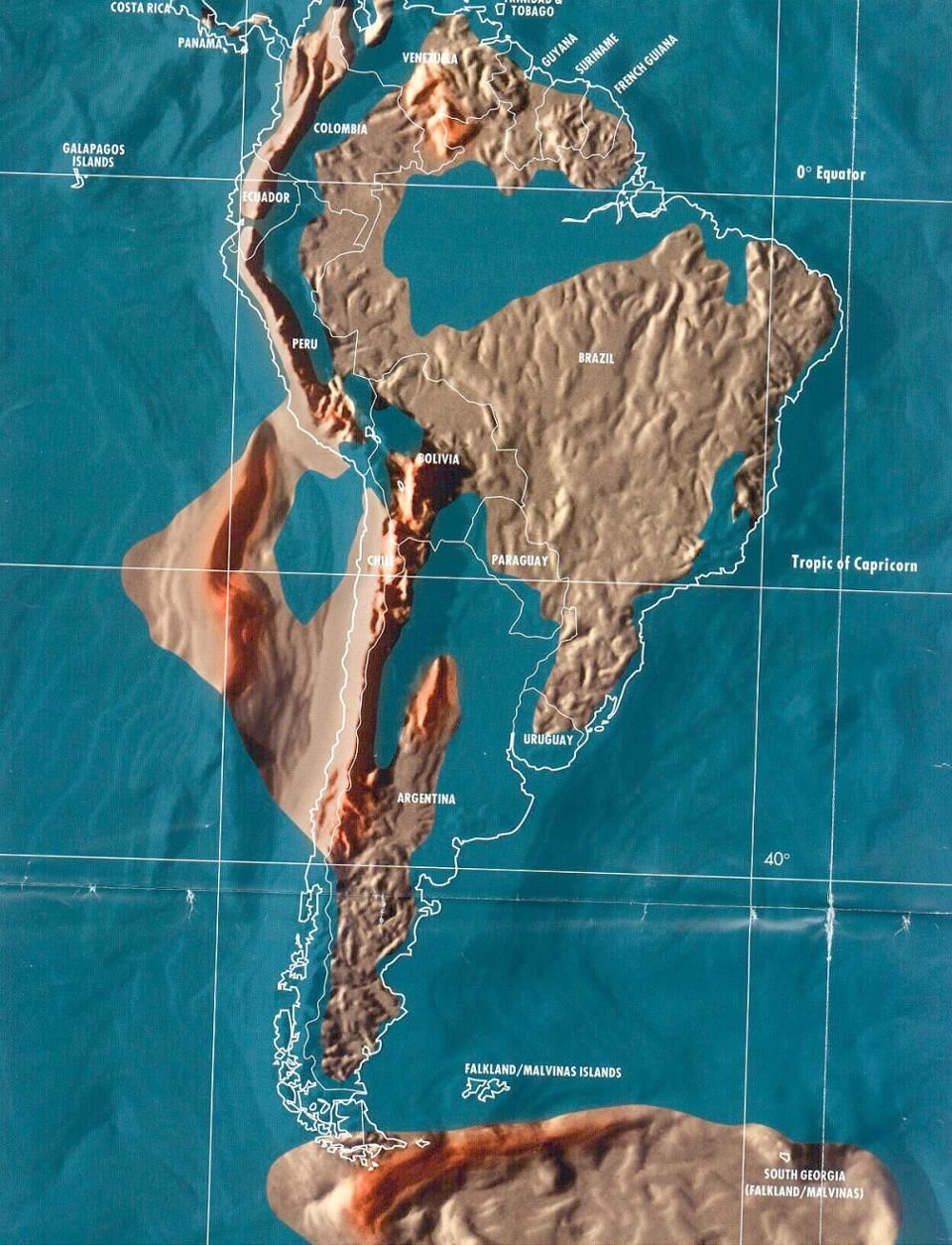 The Shocking Doomsday Maps Of The World And The Billionaire Escape - Edgar cayce predictions us map