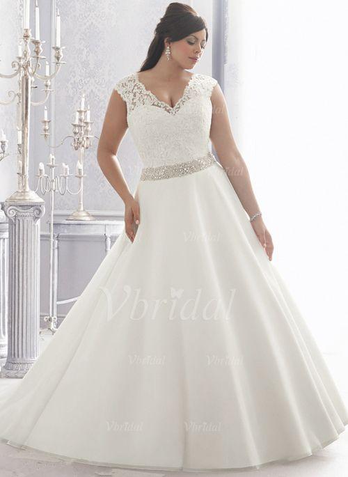 Brautkleider - $210.83 - Duchesse-Linie V-Ausschnitt Kapelle ...