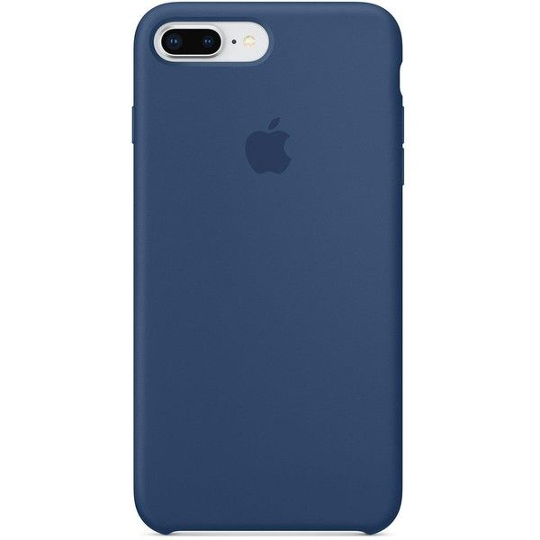Apple Iphone 8 Plus 7 Plus Silicone Case 52 Liked On Polyvore Featuring Accessories And Tech Accessories Iphone Silicone Iphone Cases Apple Ipad Case