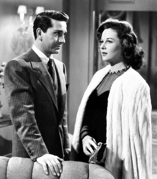 Richard Conte And Susan Hayward In House Of Strangers Joseph L Mankiewicz 1949 Richard Conte Susan Hayward Actors