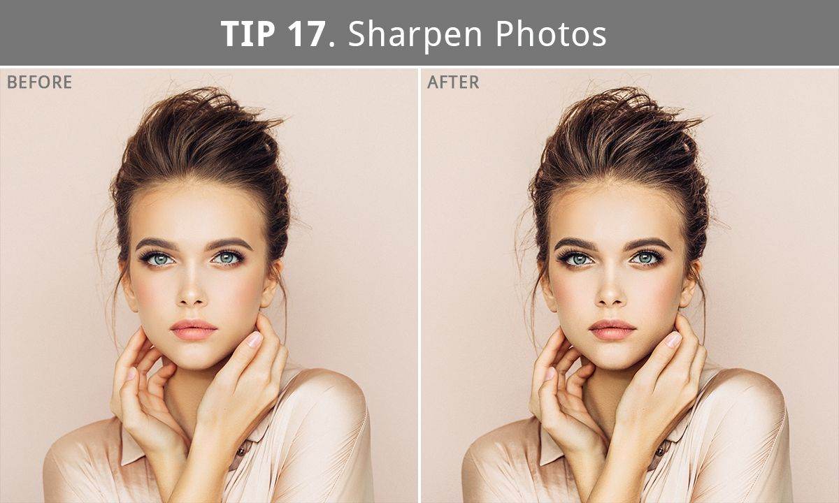 20 Killer Tips for Photoshopping Portraits