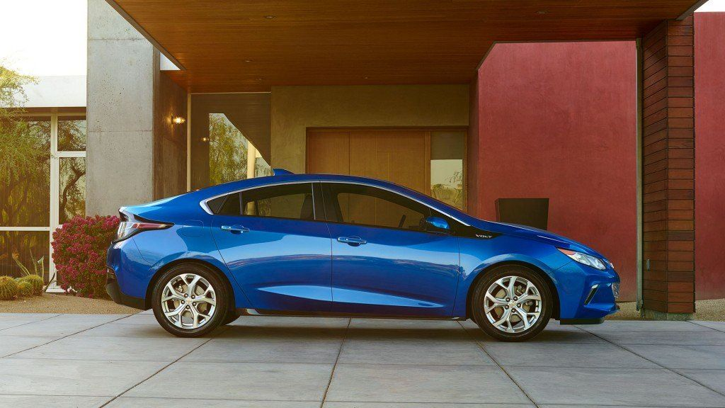 2016 Chevrolet Volt Estados Unidos