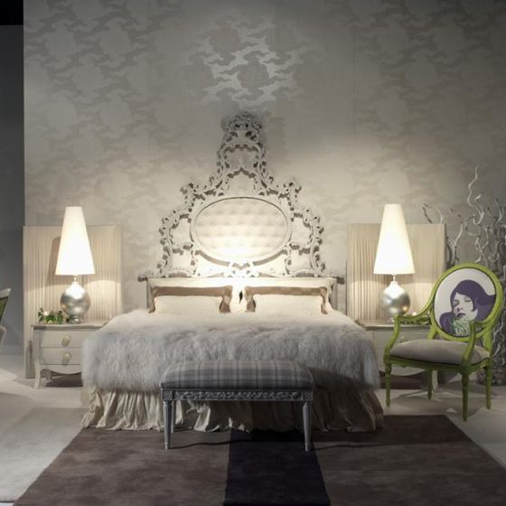 touch of green in the snow the princess bedroom. Black Bedroom Furniture Sets. Home Design Ideas