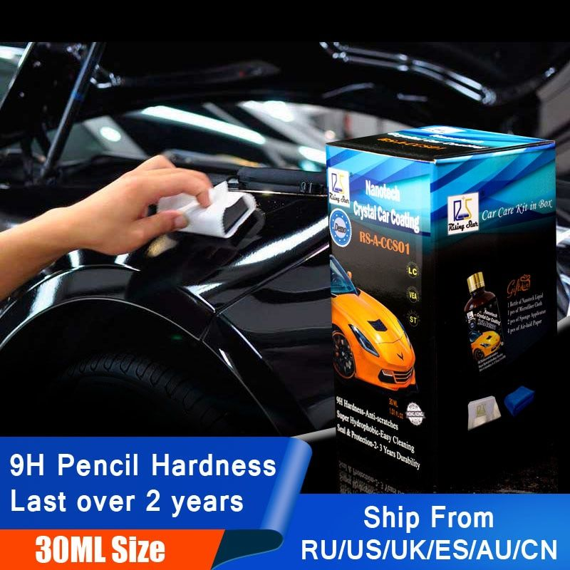 Cheapest Rising Star Rs A Ccs01 Liquid Glass 9h Nano Hydrophobic Ceramic Coating Car Care Wax Crystal Car Coating 30ml Kit For Demo Test Https Ift Tt 2 Malahit