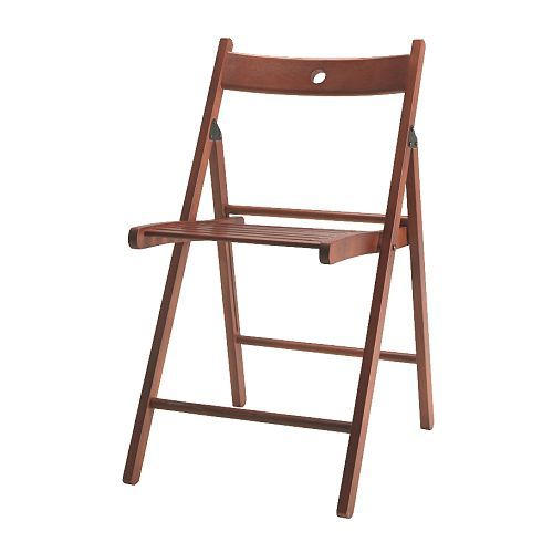 ikea terje wooden folding chair 15 booth pinterest folding chairs wooden folding chairs. Black Bedroom Furniture Sets. Home Design Ideas