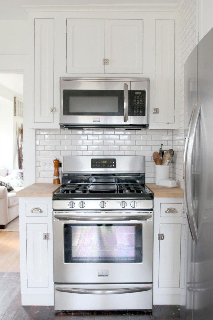 The Grit and Polish - Bryant House White Kitchen Renovaiton.jpg ...