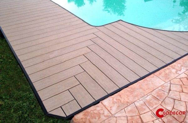 quel type de pose pour mes lames de terrasse composites - Comment Poser Lame De Terrasse Composite