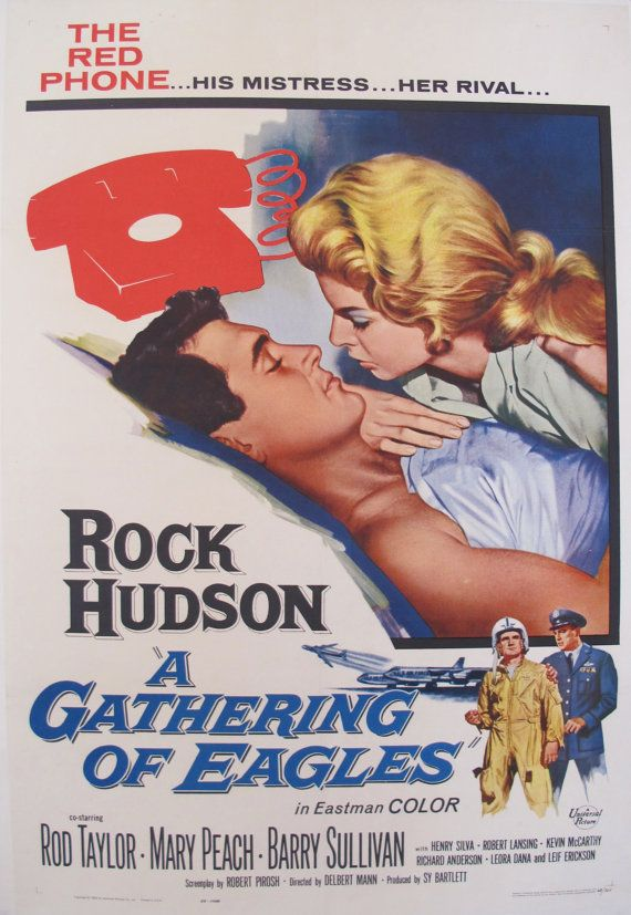 Watch A Gathering of Eagles Full-Movie Streaming