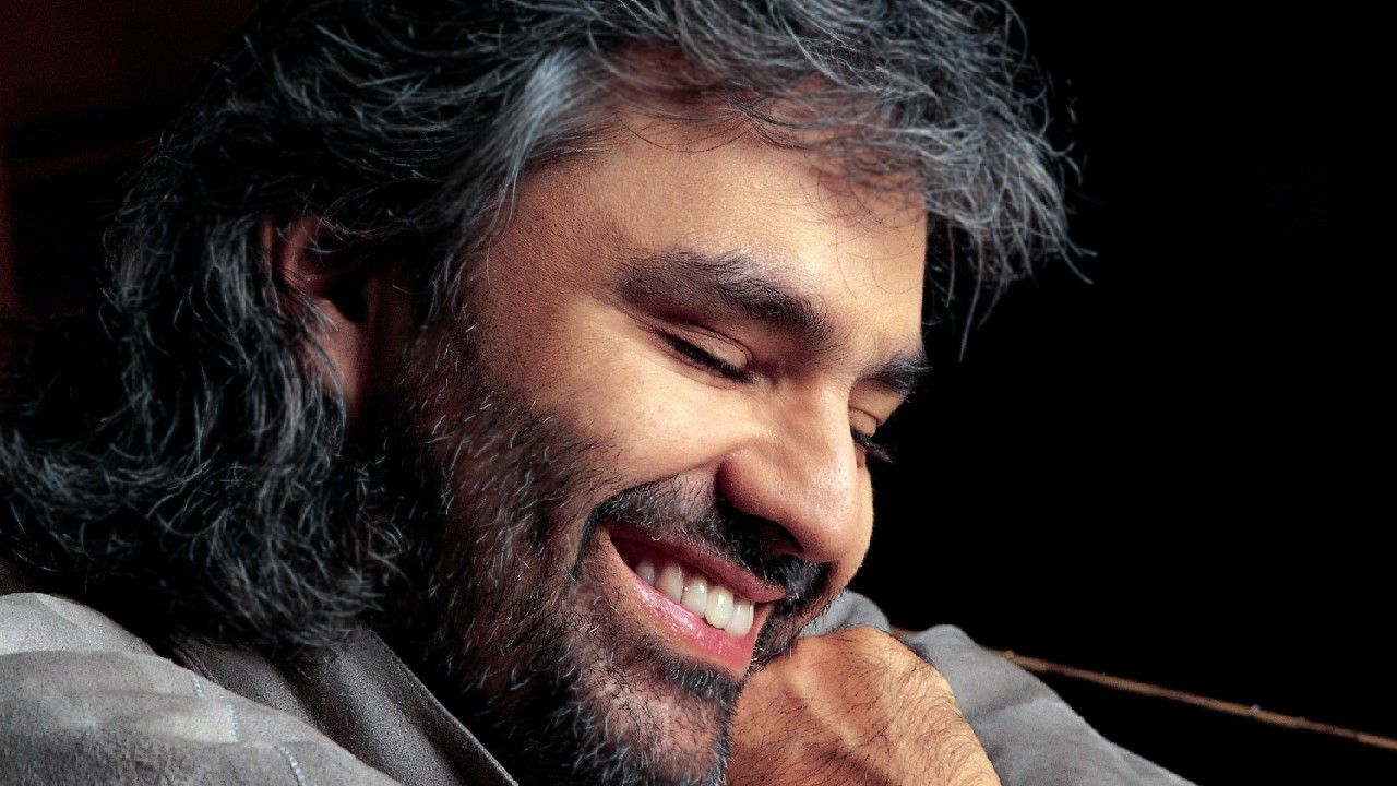 Andrea bocelli concert beautiful voice inspirational