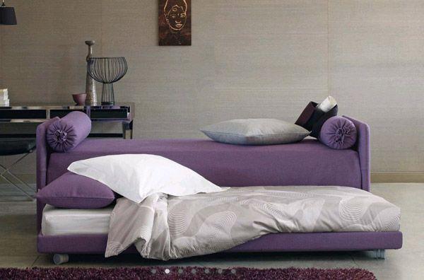 Flou - Divano letto Duetto | divano letto | Pinterest | Letti ...