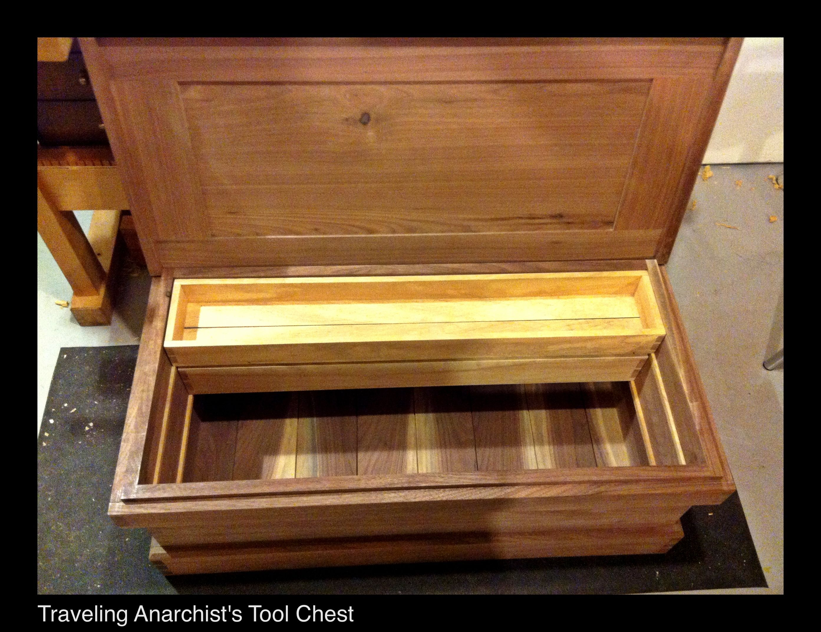 Tool Chest Anarchist s Traveling Tool Chest Nice