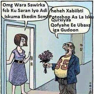 Somali Ladies Beware Of Facebook Kkkkkkkkkkk Funny Cartoons Jokes Funny Dating Quotes Funny Dating Memes
