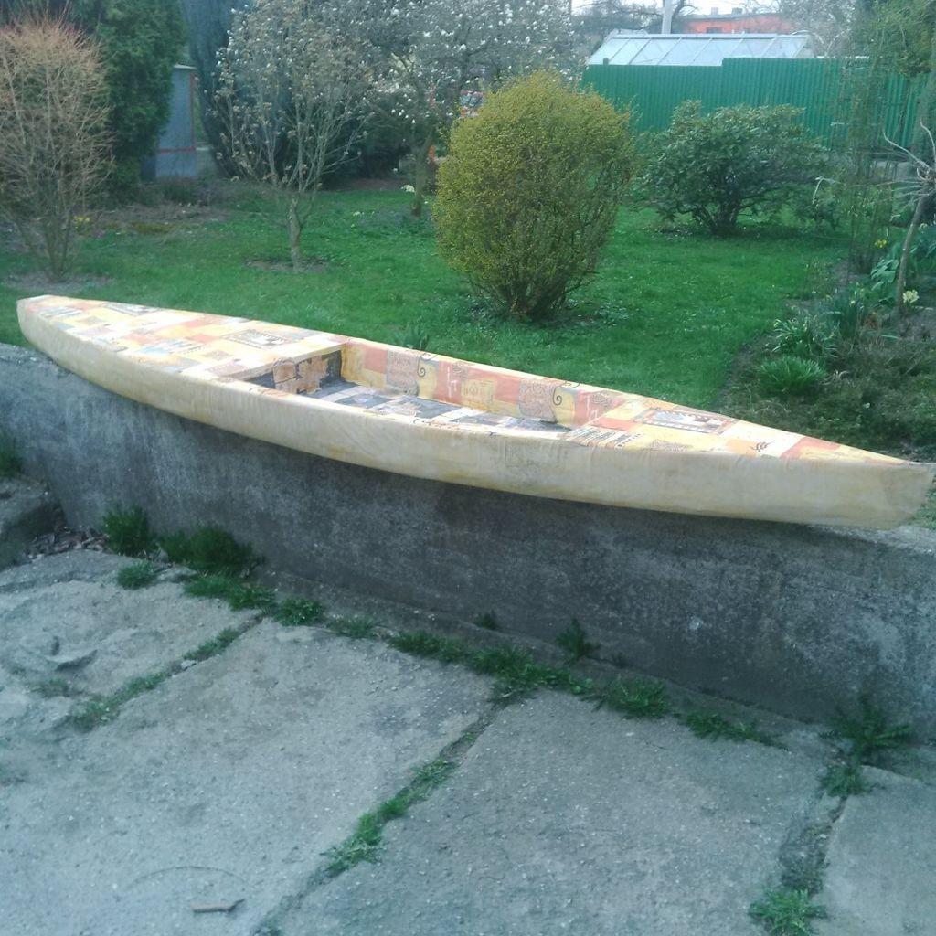 Sawfish The Unsinkable Lightweight Foam Kayak Free Diy Kayak Plans Anyone Can Build Boat Building Kayaking Boat Plans