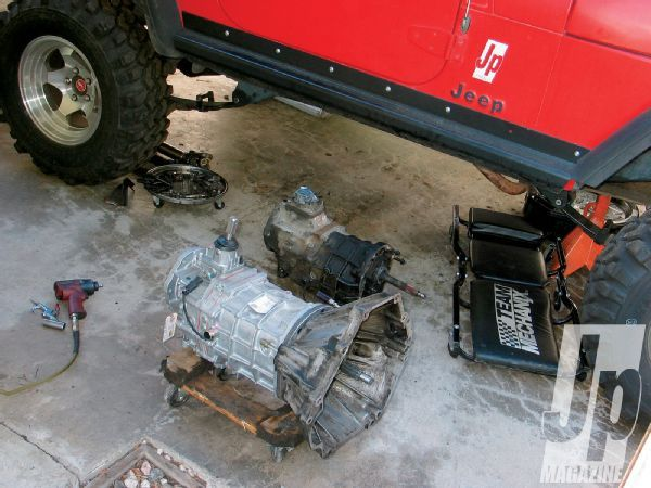 Ax5 To Ax15 Transmission Swapping Jeep Yj Jeep Wj Jeep