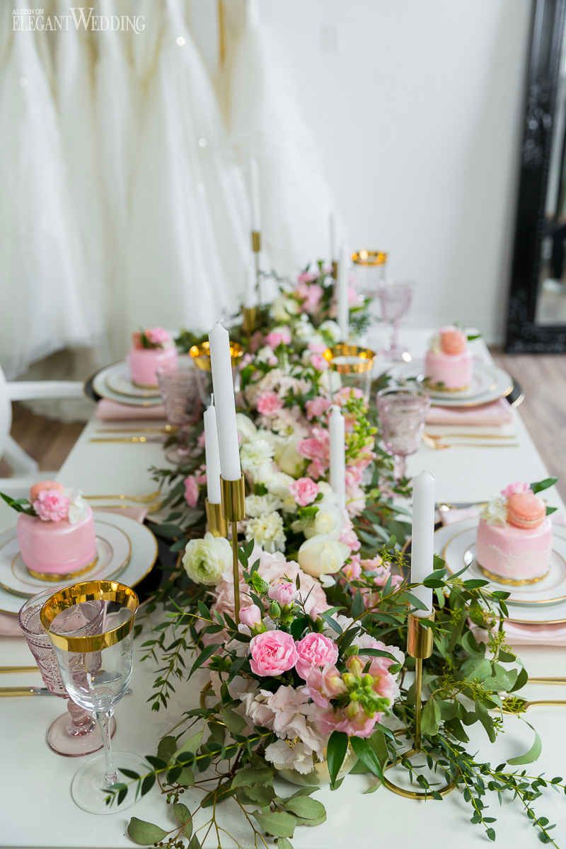 Pink spring wedding theme ideas pinterest spring wedding pink spring wedding theme ideas elegantwedding junglespirit Image collections
