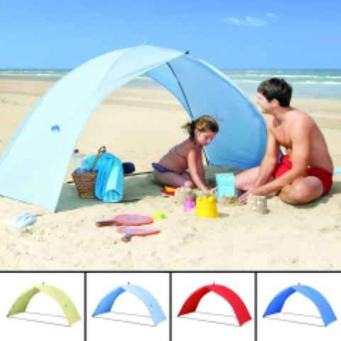 @Victoria McMullen ....for the girls....Skincom Solartent Easy Beach Cover Tent