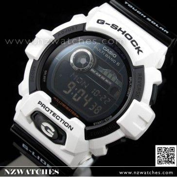 BUY Casio G-Shock Tough Solar Multi-Band 6 Atomic Tide Moon Phase Watch  GWX-8900B-7 62626e90334b