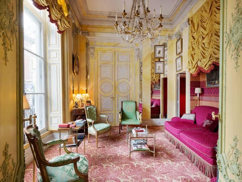 Paris Apartment Interiors | Paris Victorian interior ...