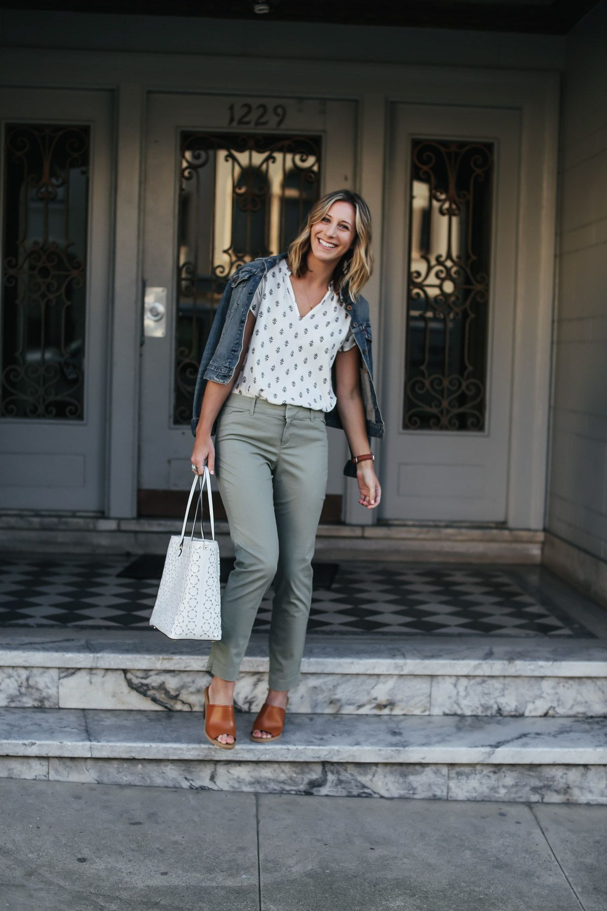 68f72cadee5 How to Wear Spring Trends at Work