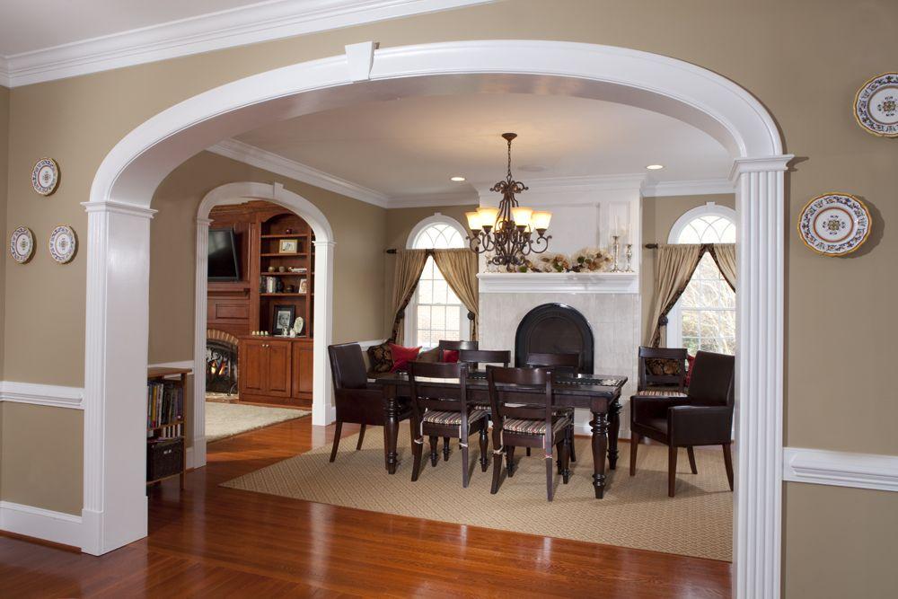 Ремонт дома арки картинки
