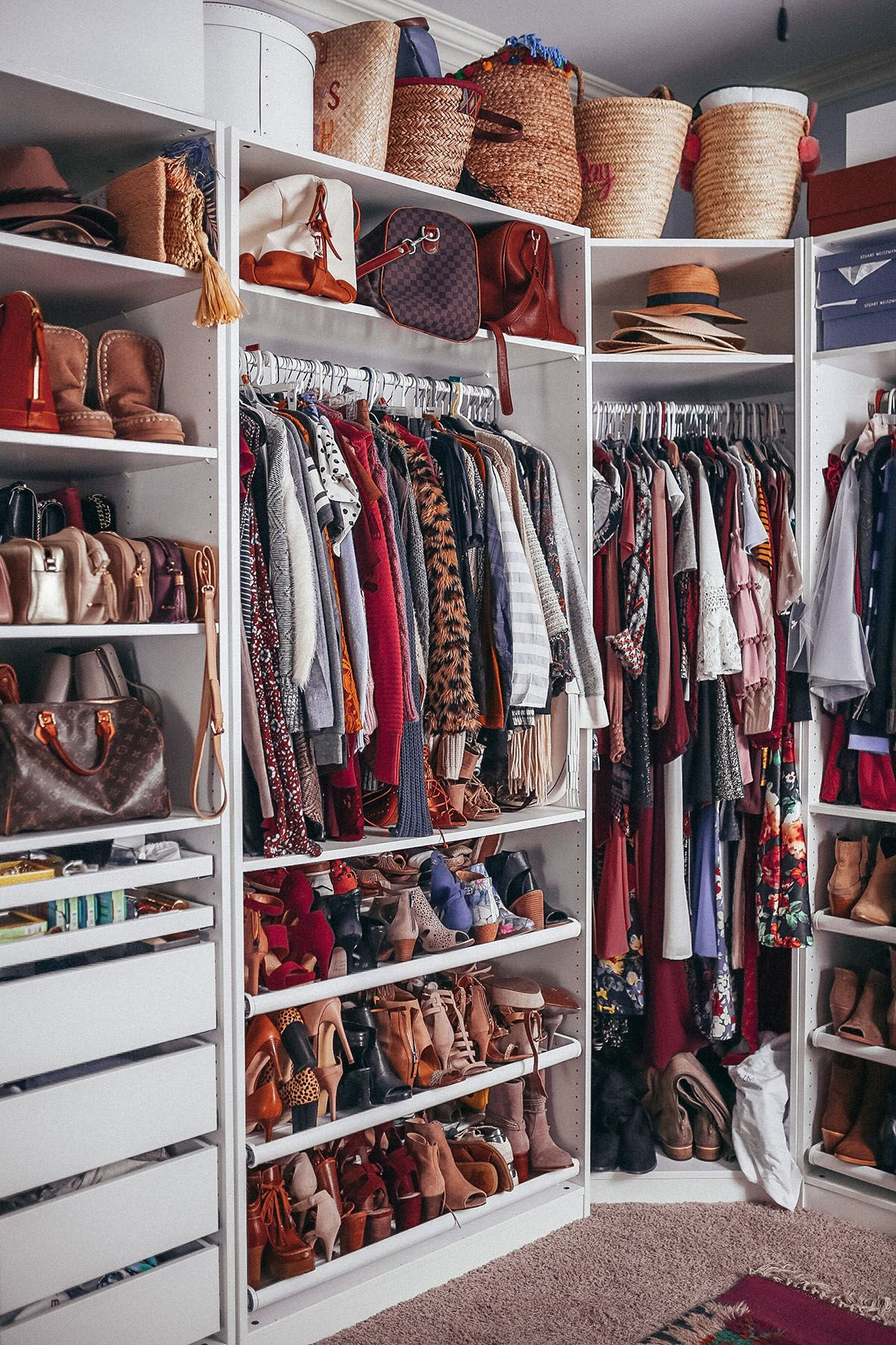 How To Clean Our Your Closet Organization