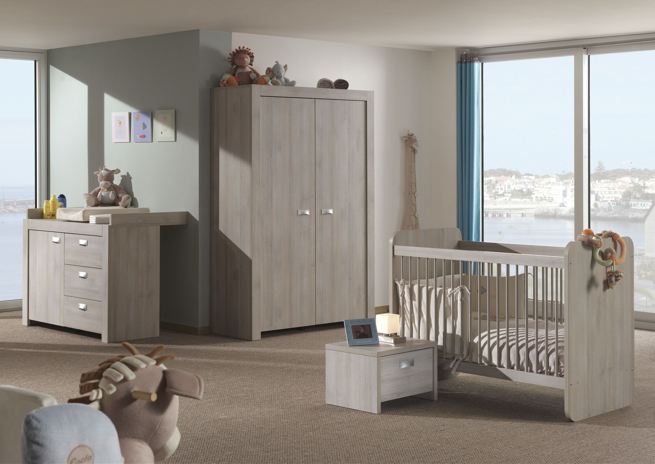 Chambre Bebe Complete Evolutive Margo Avec Images Chambre A
