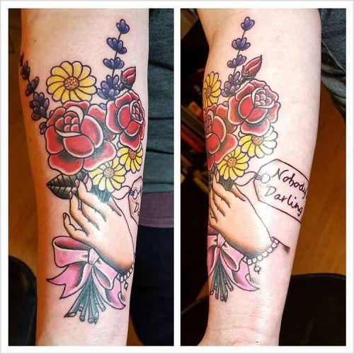 miss alli tattoos - Bobs and Vagene