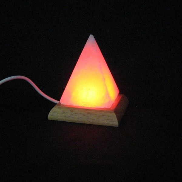 How Long Do Salt Lamps Last Endearing These Great Little Salt Lamps Have A Usb Connection To Plug Into Design Inspiration