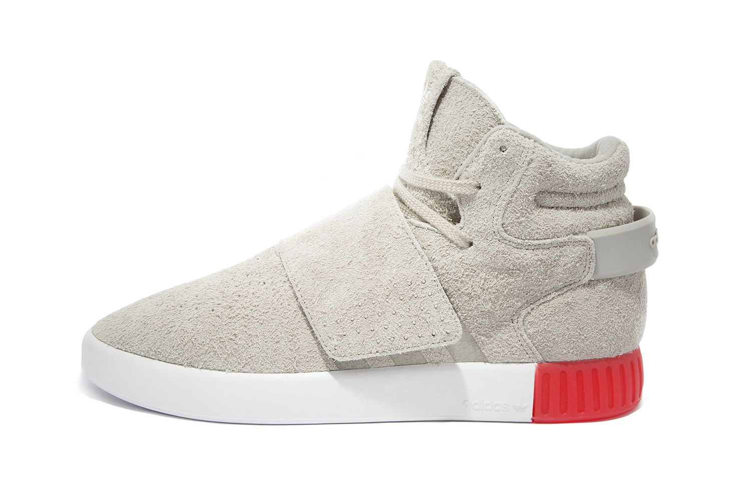 The Gets adidas Tubular Invader Gets The Strapped Up Adidas, Yeezy and Beige b704cc