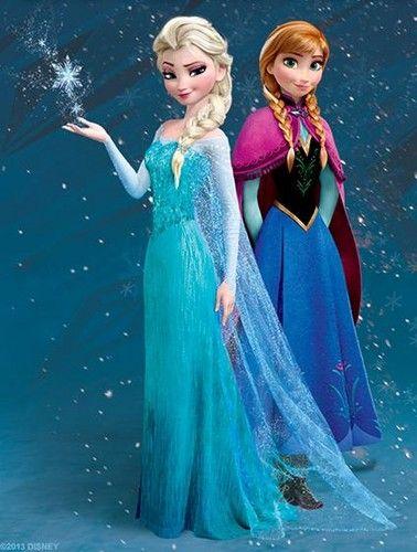 Anna And Elsa Imagenes De Frozen Imagenes De Frozen Elsa Fondo