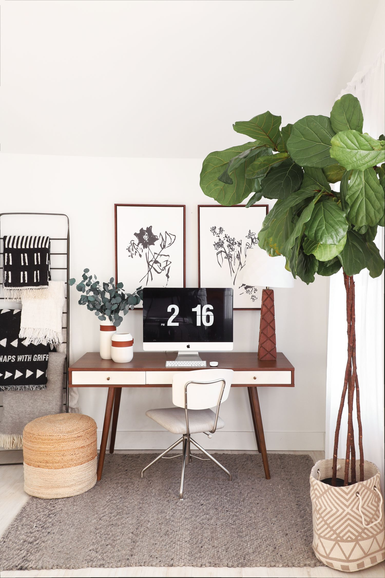 21 Ways To Declutter Your Brain With Just Pen And Paper Home Office Design Interior Room Decor