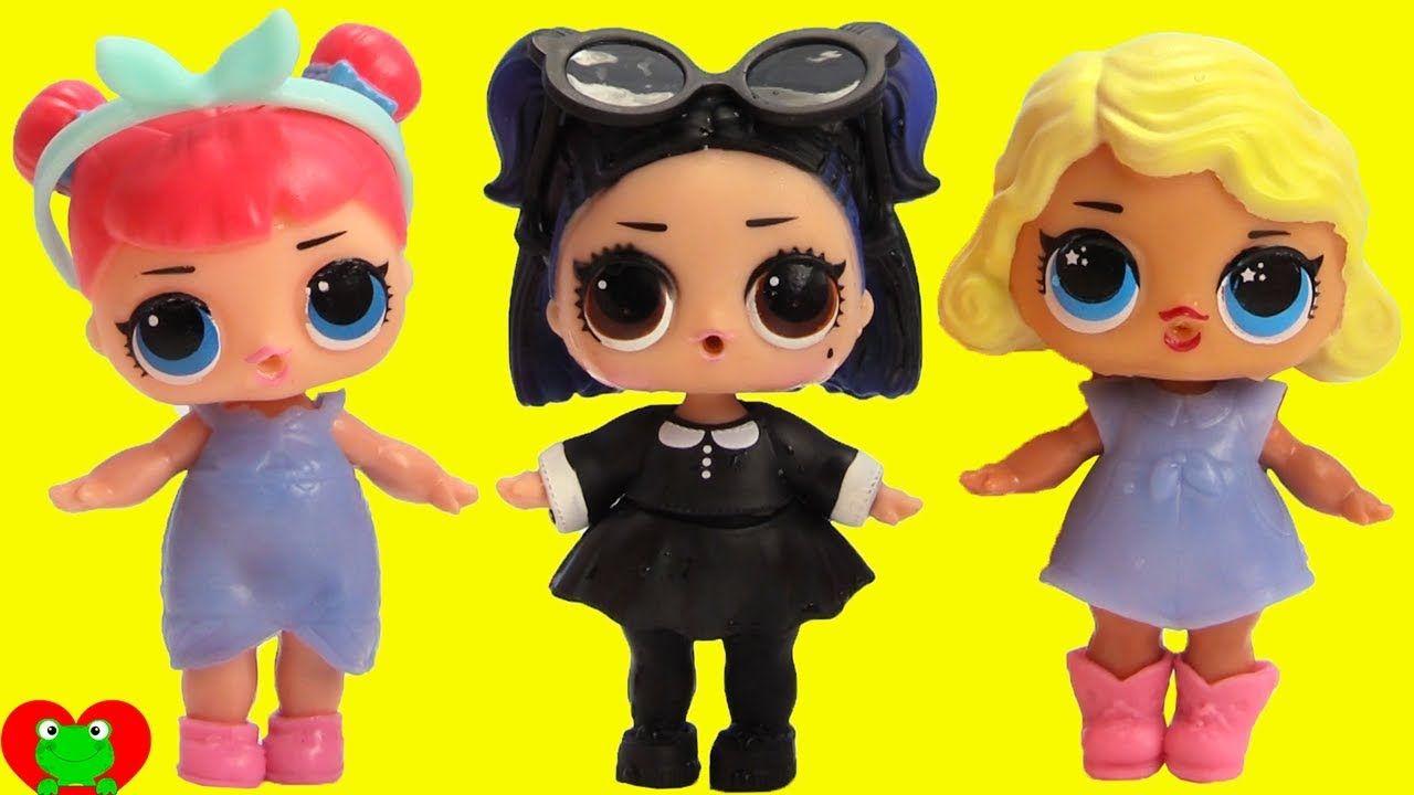 L O L Surprise Fake Vs Real Toy Video Dolls Pinterest Lol
