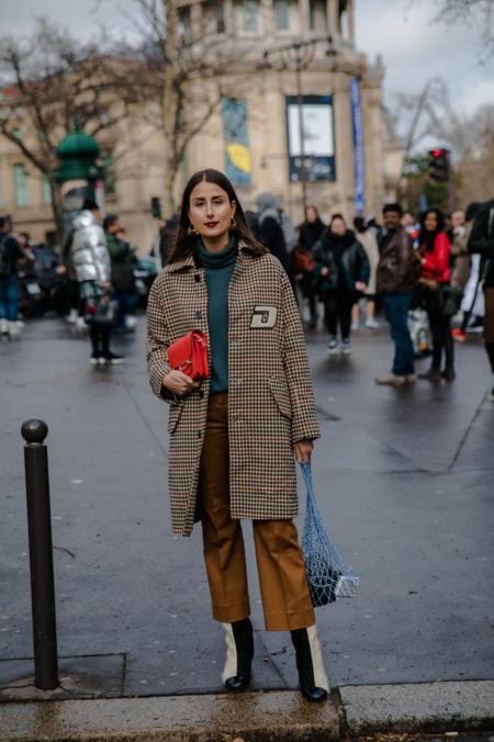 See the Best Street Style From Paris Fashion Week