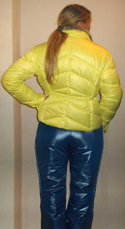 Pin By Down Reindeer On Down Jacket 2 Puffy Jacket Cool