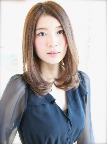 state hair style シアーミディ ミディアム medium hairstyle hair medium 7657 | d6653cb6580f22c7657d4319d2debeea