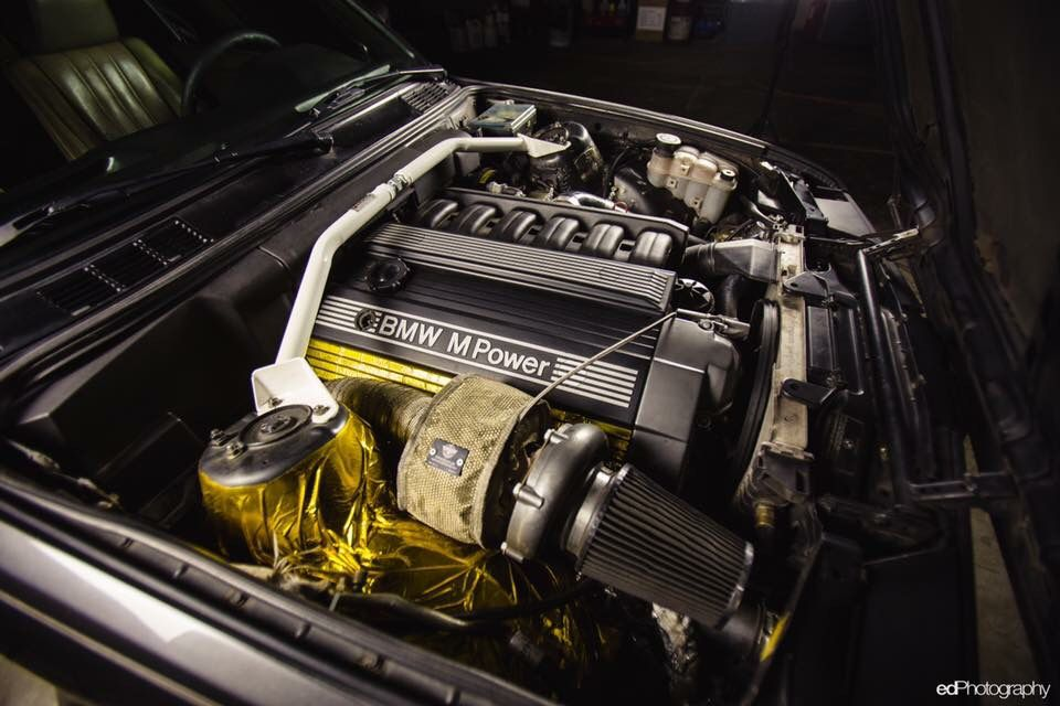 S50 Turbo With Images Bmw E30 Bmw Classic Bmw Engines