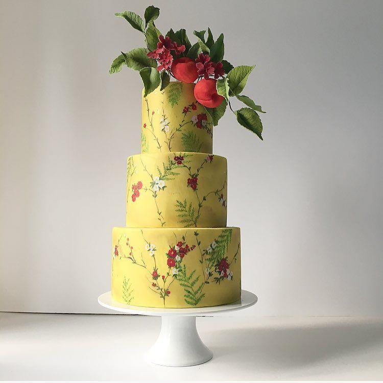 wedding cake tasting london