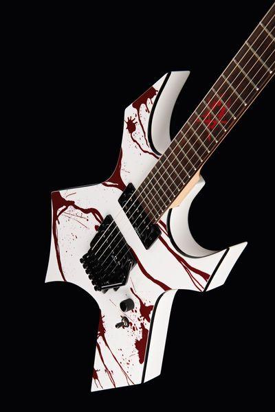 BC Rich Joey Jordison Warlock - Thomann Ireland | My music | Bc rich