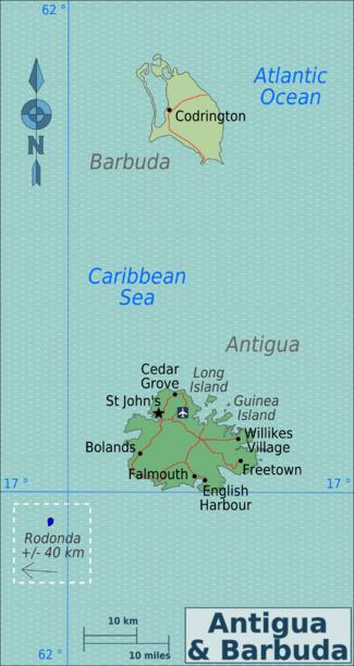 Antigua and Barbuda travel guide Wikitravel Antigua and Barbuda