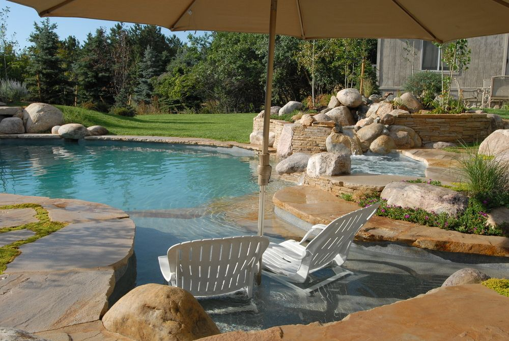 traditional swimming pool one design element that forever changed the traditional swimming pool - Design Swimming Pool Online