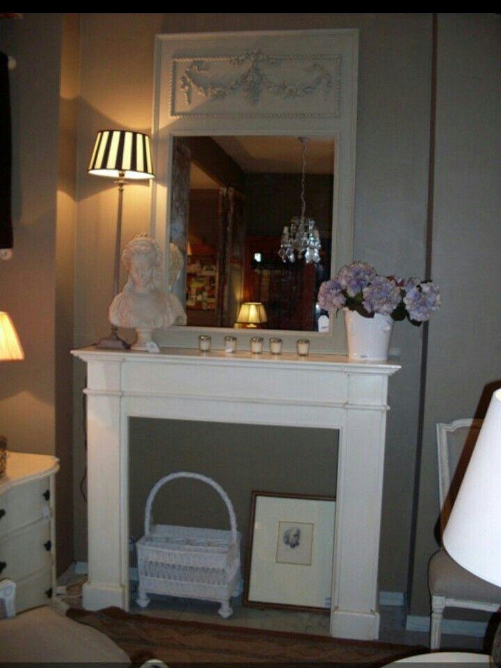 Chimenea decorativa chimeneas home decor y decor - Hacer chimenea decorativa ...