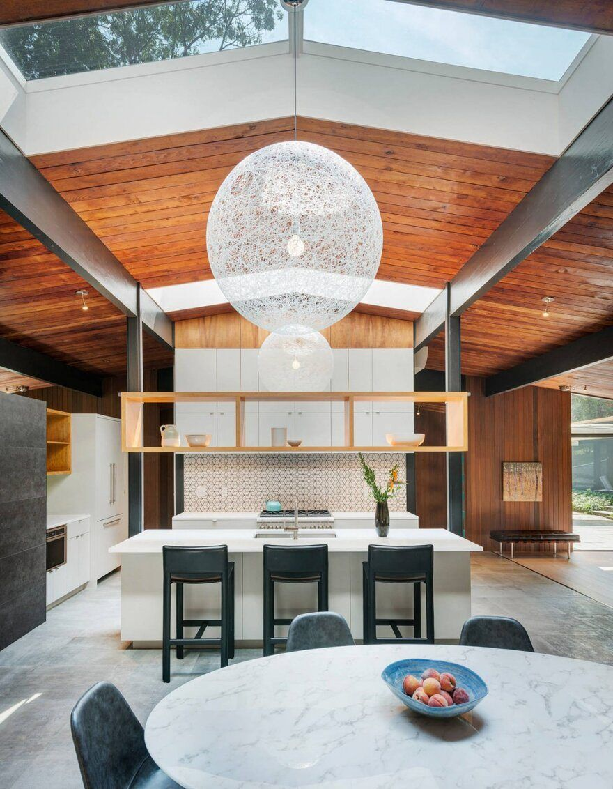 Wales Residence Mid Century Modern Renovation By Flavin