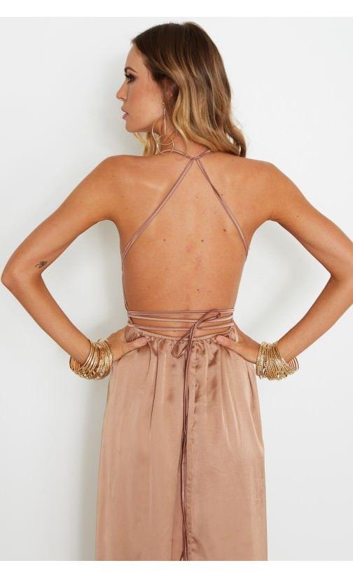 Akela Maxi Dress Bronze Formal Events Pinterest Dresses