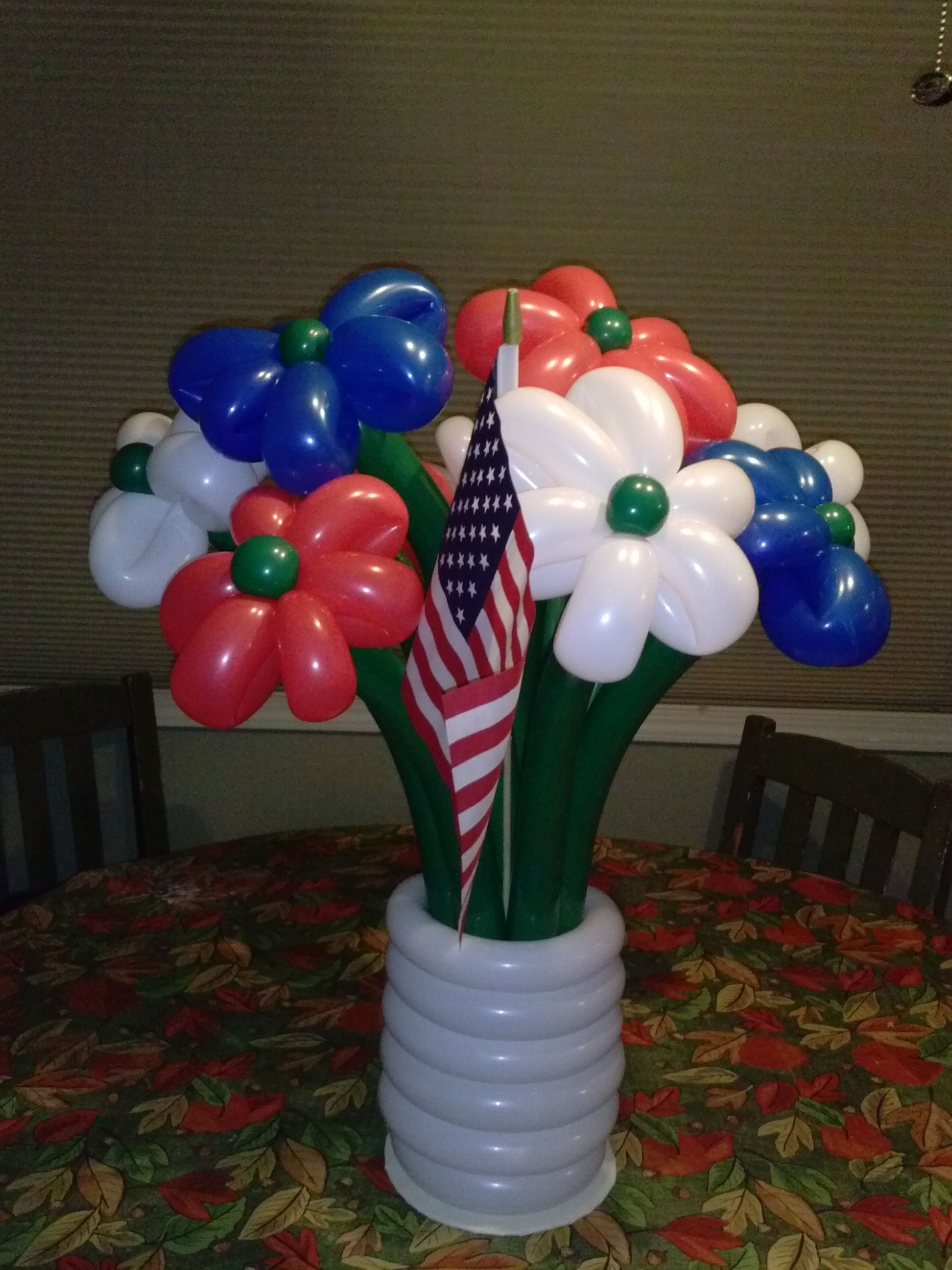 Pin by Honesty Whiting on Balloon Flower Bouquets | Pinterest ...