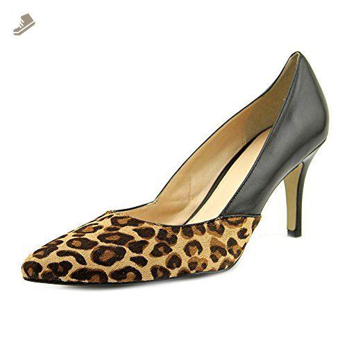 Womens Shoes Cole Haan Juliana Pump 75 Beige Croc Print