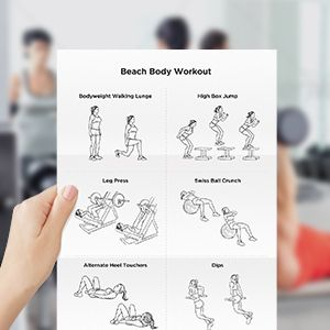How to build your custom printable workout plan. Amazing FREE ...