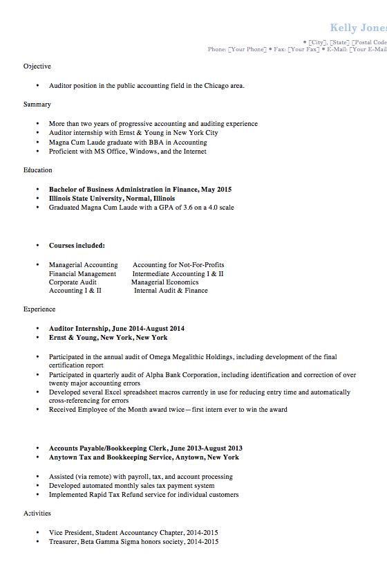 Resume For College Graduate  HttpExampleresumecvOrgResume
