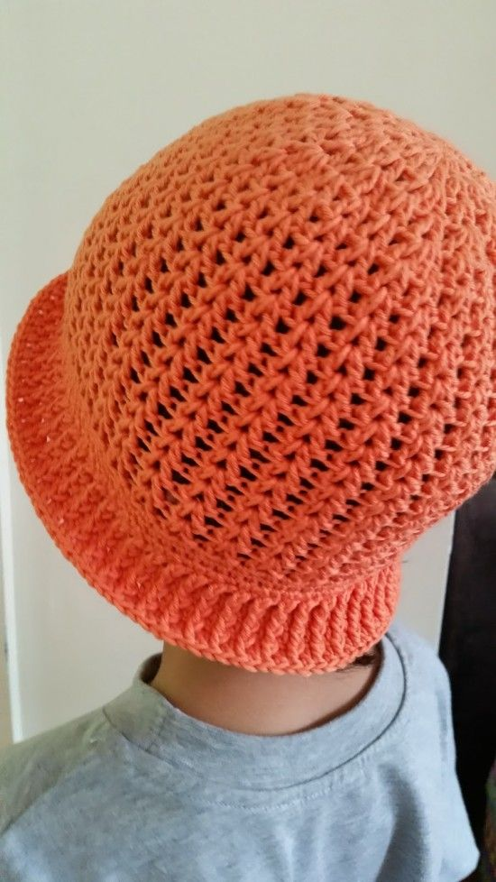 Crochet Cloche Hats The Best Free Collection | Sommerhüte häkeln ...
